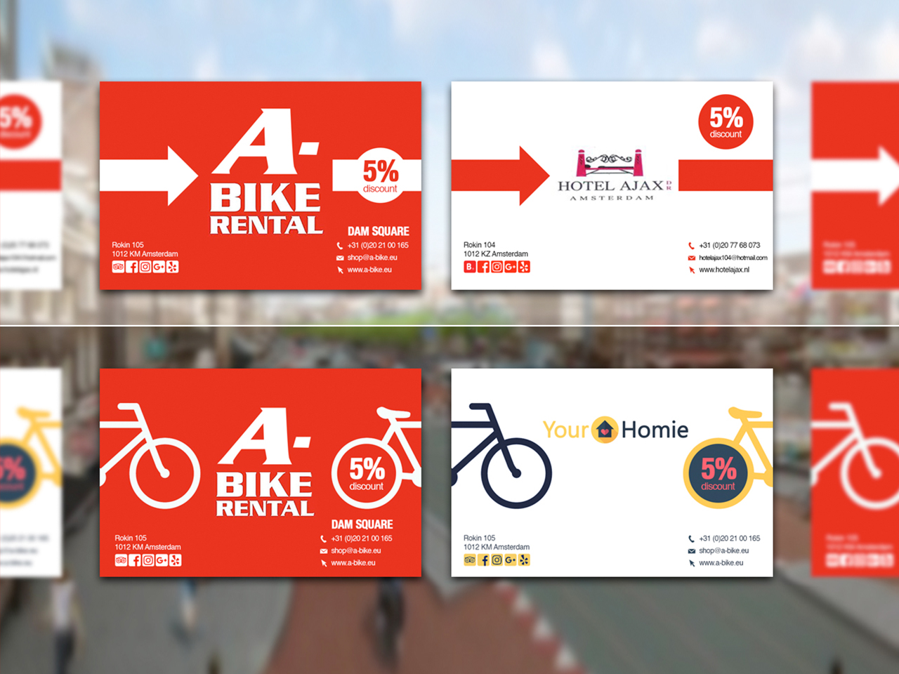 Abike Discount Cards