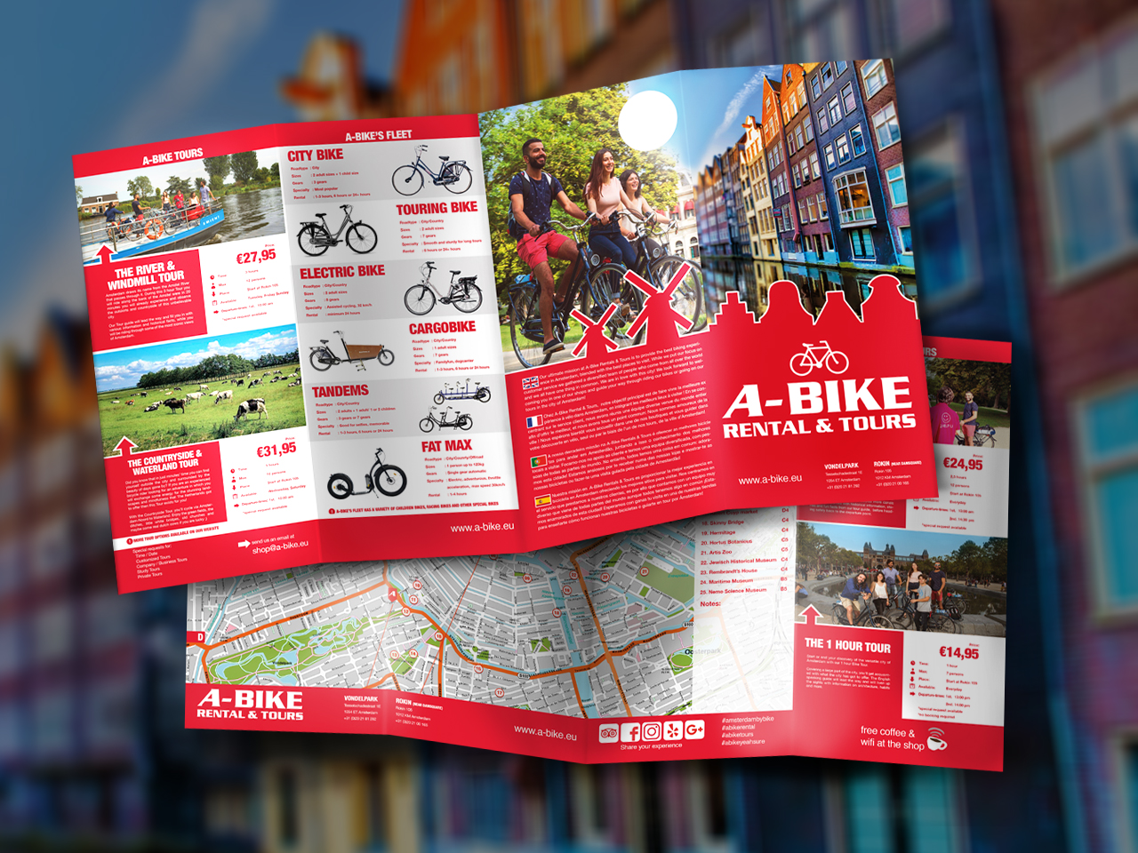 Abike Brochure