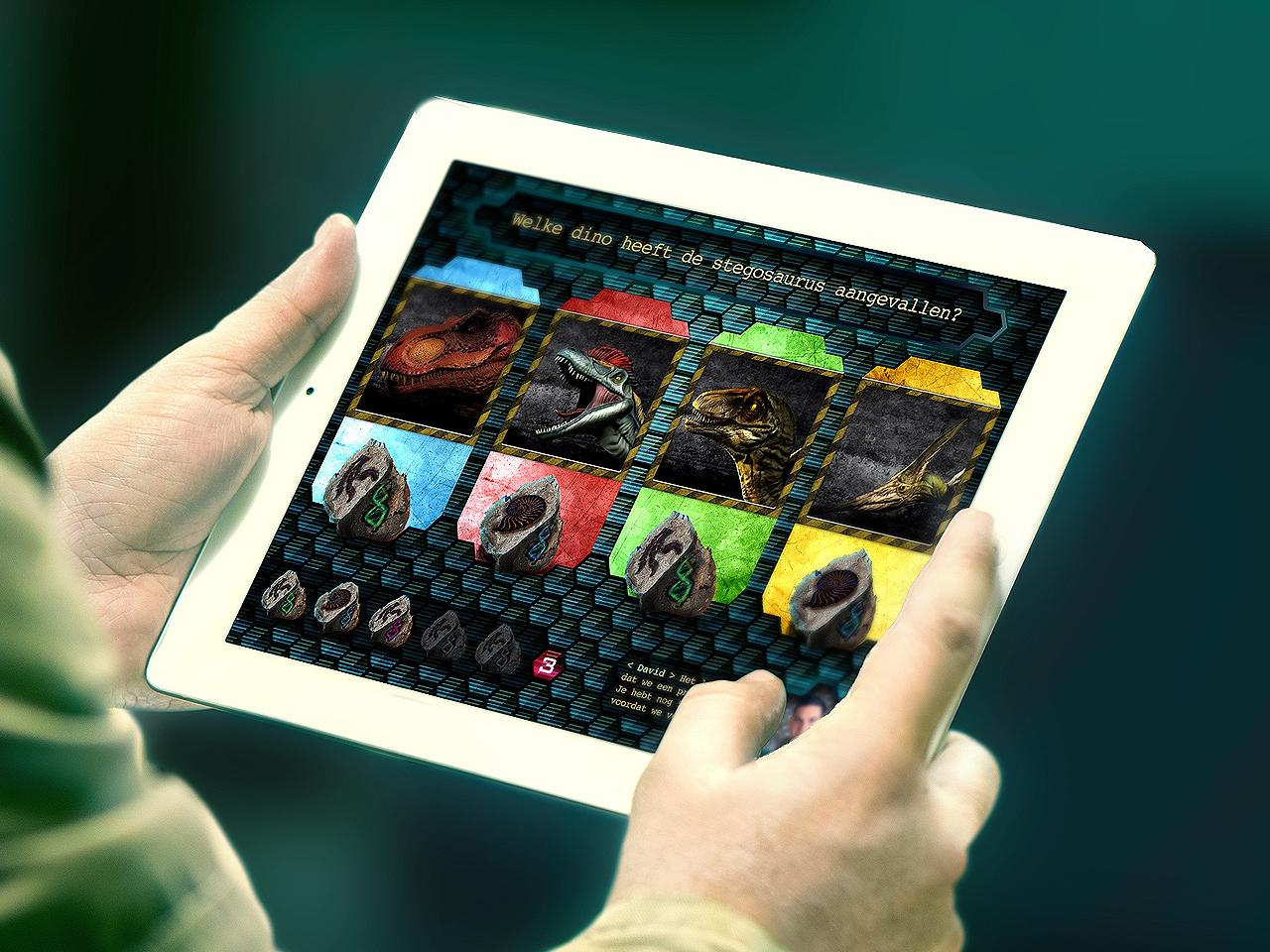 Naturalis app