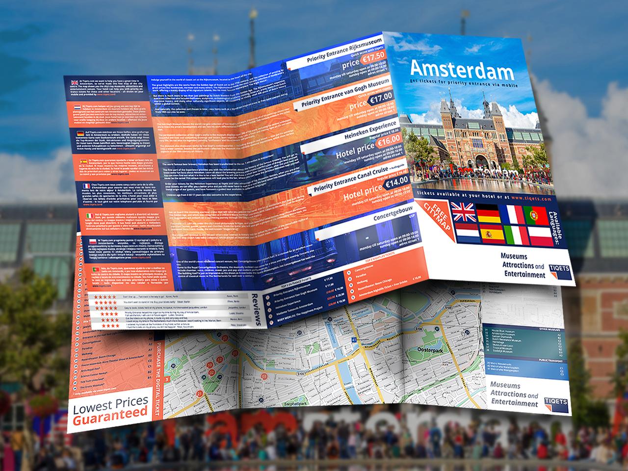 Tiqets touristmap